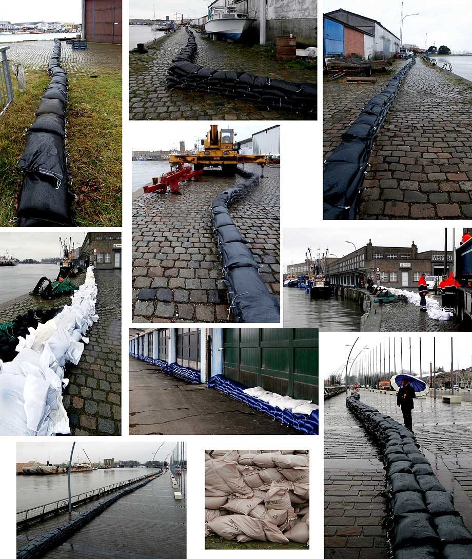 collage maatregelen in de haven