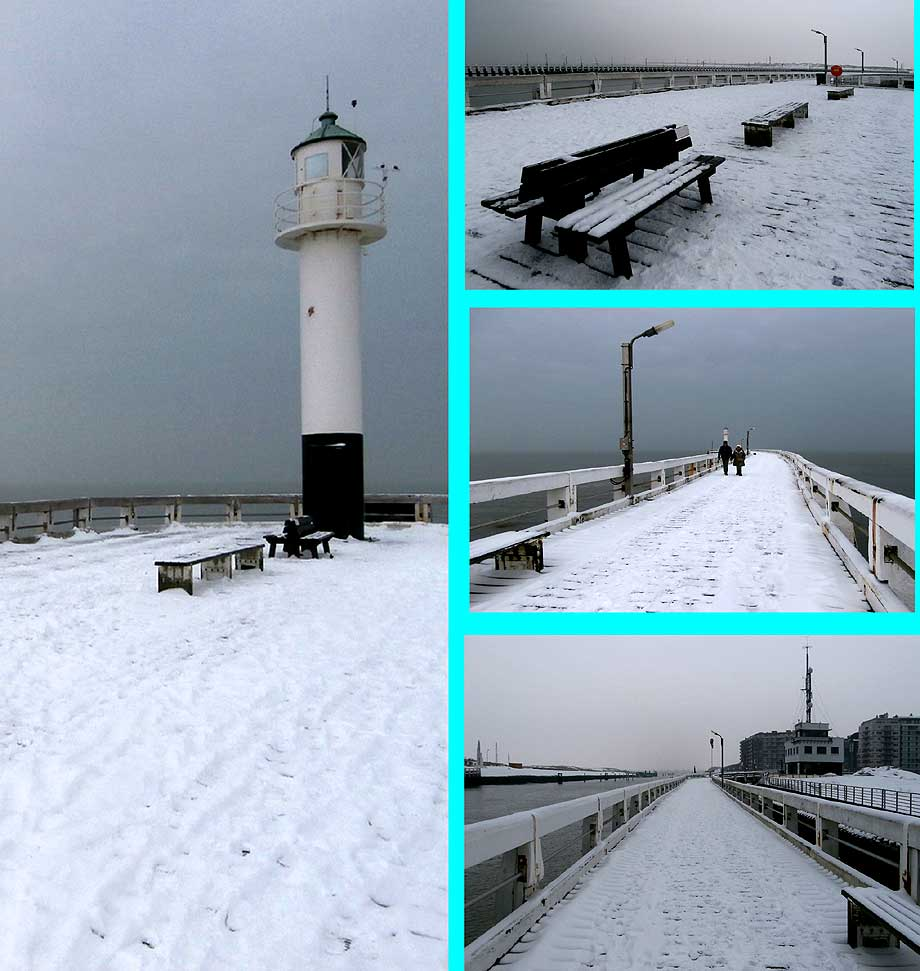 collage sneeuw